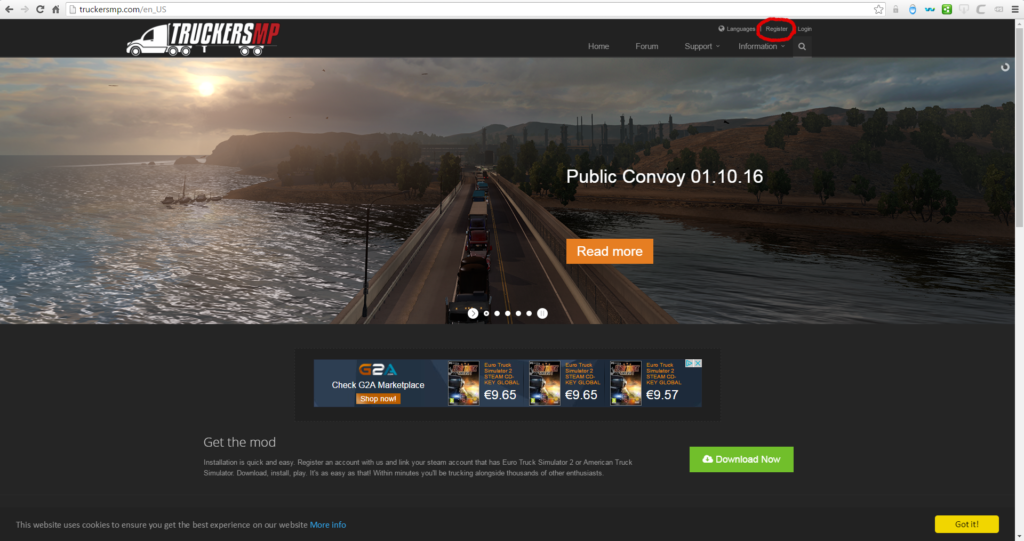 download euro truck simulator 2 multiplayer